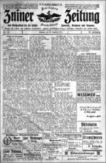 Zniner Zeitung 1911.11.29 R. 24 nr 95