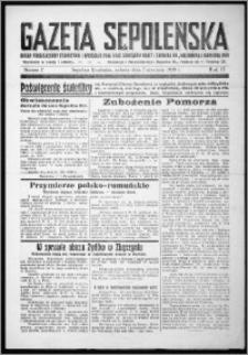 Gazeta Sępoleńska 1939, R. 13, nr 2
