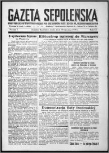 Gazeta Sępoleńska 1939, R. 13, nr 5