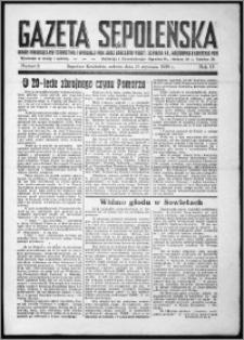 Gazeta Sępoleńska 1939, R. 13, nr 6