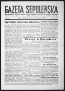 Gazeta Sępoleńska 1939, R. 13, nr 7