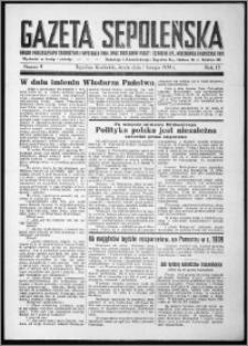 Gazeta Sępoleńska 1939, R. 13, nr 9