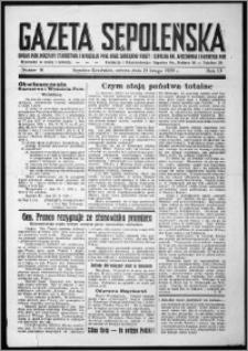 Gazeta Sępoleńska 1939, R. 13, nr 16