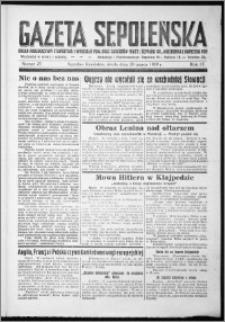 Gazeta Sępoleńska 1939, R. 13, nr 25