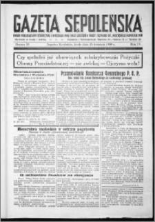 Gazeta Sępoleńska 1939, R. 13, nr 33