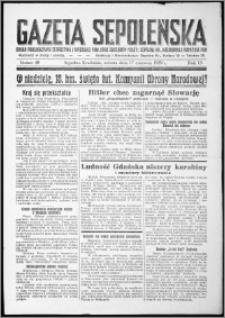 Gazeta Sępoleńska 1939, R. 13, nr 48