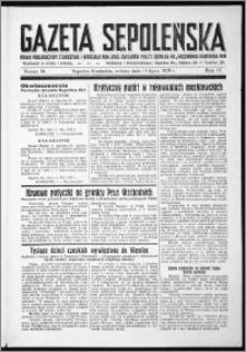 Gazeta Sępoleńska 1939, R. 13, nr 56