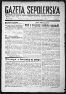 Gazeta Sępoleńska 1939, R. 13, nr 68