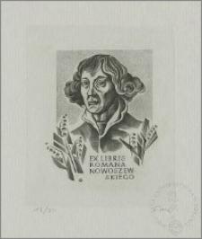 Ekslibris Romana Nowoszewskiego II