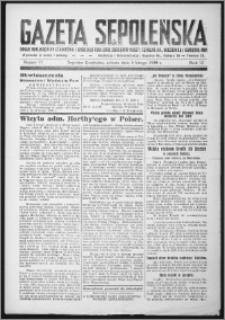 Gazeta Sępoleńska 1938, R. 12, nr 11