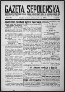 Gazeta Sępoleńska 1938, R. 12, nr 39