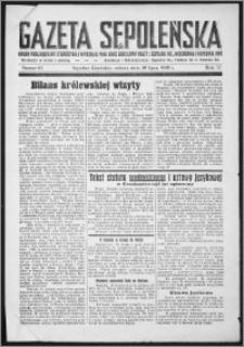 Gazeta Sępoleńska 1938, R. 12, nr 61