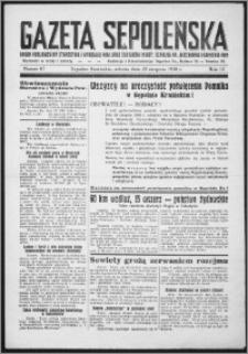 Gazeta Sępoleńska 1938, R. 12, nr 67