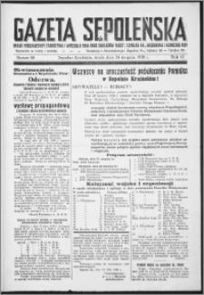 Gazeta Sępoleńska 1938, R. 12, nr 68