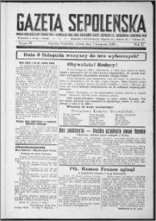 Gazeta Sępoleńska 1938, R. 12, nr 89