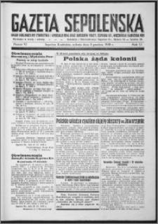 Gazeta Sępoleńska 1938, R. 12, nr 97