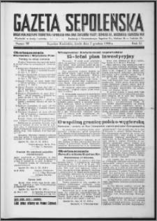 Gazeta Sępoleńska 1938, R. 12, nr 98
