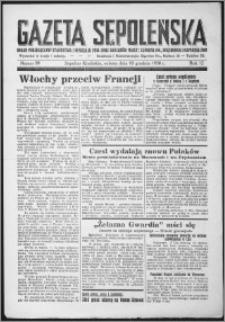 Gazeta Sępoleńska 1938, R. 12, nr 99