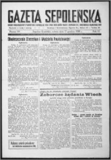 Gazeta Sępoleńska 1938, R. 12, nr 101