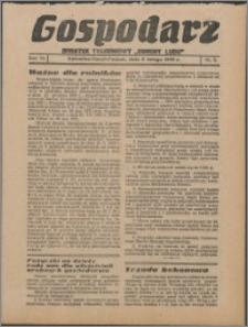 """Gospodarz : dodatek tygodniowy """"Obrony Ludu"""" i """"Głosu Robotnika"""" 1936, R. 6 nr 5"""