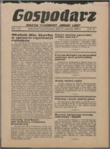 """Gospodarz : dodatek tygodniowy """"Obrony Ludu"""" i """"Głosu Robotnika"""" 1936, R. 6 nr 21"""