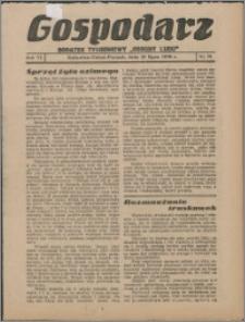 """Gospodarz : dodatek tygodniowy """"Obrony Ludu"""" i """"Głosu Robotnika"""" 1936, R. 6 nr 26"""