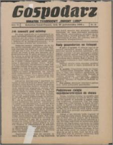 """Gospodarz : dodatek tygodniowy """"Obrony Ludu"""" i """"Głosu Robotnika"""" 1936, R. 6 nr 42"""