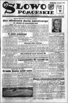 Słowo Pomorskie 1935.02.16 R.15 nr 39