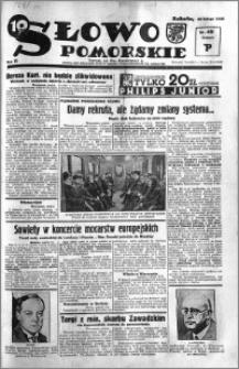 Słowo Pomorskie 1935.02.23 R.15 nr 45
