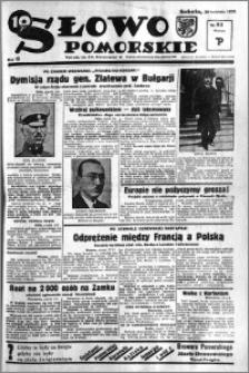 Słowo Pomorskie 1935.04.20 R.15 nr 93