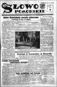 Słowo Pomorskie 1935.04.26 R.15 nr 97