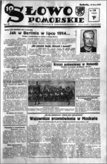 Słowo Pomorskie 1935.07.27 R.15 nr 171