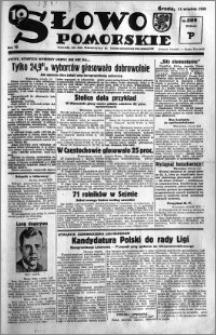 Słowo Pomorskie 1935.09.11 R.15 nr 209