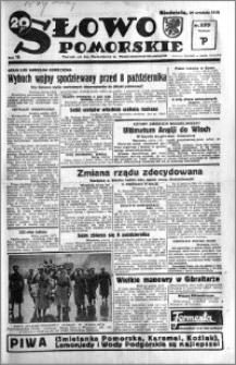 Słowo Pomorskie 1935.09.29 R.15 nr 225