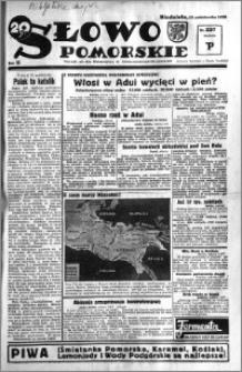 Słowo Pomorskie 1935.10.13 R.15 nr 237