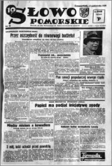 Słowo Pomorskie 1935.10.17 R.15 nr 240