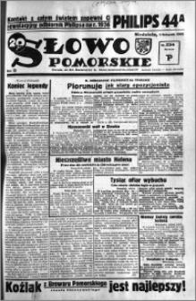 Słowo Pomorskie 1935.11.03 R.15 nr 254