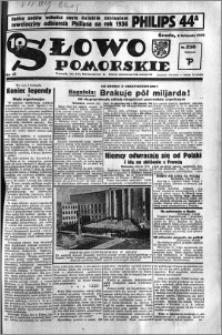 Słowo Pomorskie 1935.11.06 R.15 nr 256