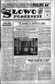Słowo Pomorskie 1935.11.08 R.15 nr 258