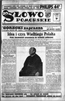 Słowo Pomorskie 1935.11.10 R.15 nr 260