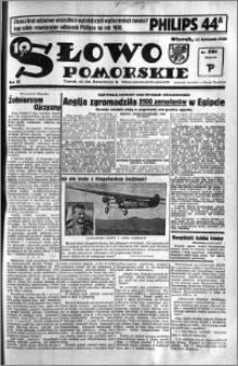 Słowo Pomorskie 1935.11.12 R.15 nr 261
