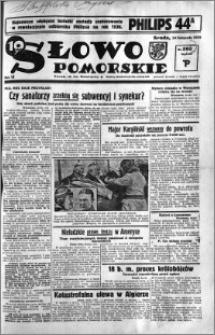 Słowo Pomorskie 1935.11.14 R.15 nr 263