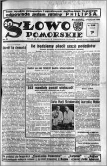 Słowo Pomorskie 1935.11.17 R.15 nr 266