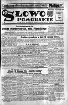 Słowo Pomorskie 1935.11.19 R.15 nr 267