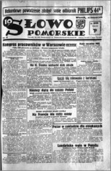 Słowo Pomorskie 1935.11.26 R.15 nr 273
