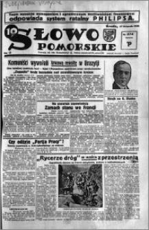 Słowo Pomorskie 1935.11.27 R.15 nr 274