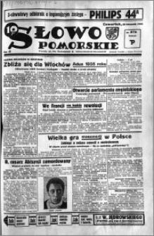Słowo Pomorskie 1935.11.28 R.15 nr 275
