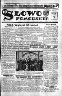 Słowo Pomorskie 1935.11.30 R.15 nr 277