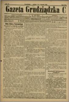Gazeta Grudziądzka 1915.08.07 R.21 nr 94 + dodatek