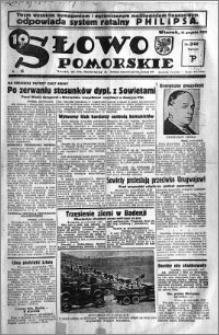 Słowo Pomorskie 1935.12.31 R.15 nr 301
